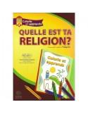 Pack de 3 livres de coloriage : les 3 fondements pour enfants (version française)