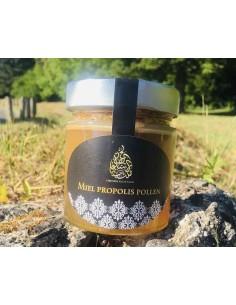 Miel propolis & pollen
