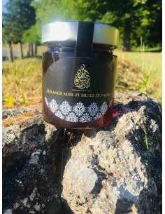 Mélange miel + huile de Nigelle d'Ethiopie