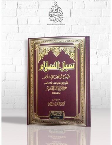 Charh Nawâqid al-Islam - Paroles de Cheikh Ibn Baz - سبل السلام شرح نواقض الإسلام - الشيخ ابن باز