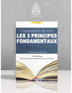 Commentaire des 3 principes fondamentaux - Cheikh Najmi