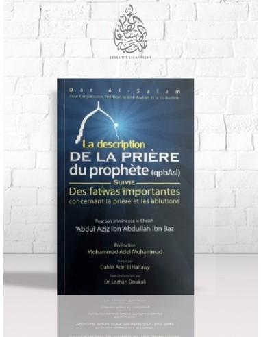 La Description de la Prière du Prophète - Cheikh Ibn Bâz (metn)