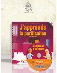 J'apprends la purification (pour enfants) - Version fille (CD + livre)