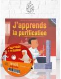 J'apprends la purification (pour enfants) - Version garçon (CD + livre)
