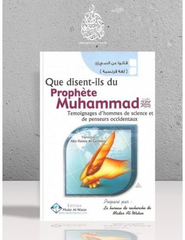 Que disent-ils du Prophète Muhammad