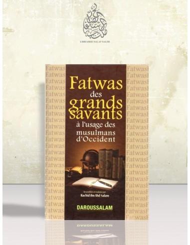Fatwas des grands savants à l'usage des musulmans d'Occident - Plusieurs savants