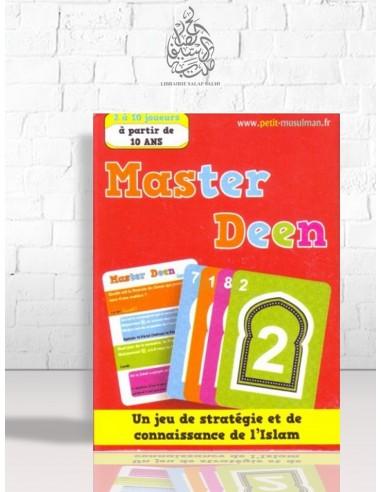 Master Deen : Jeu de stratégie et de connaissance de l'Islam - 10 ans et plus