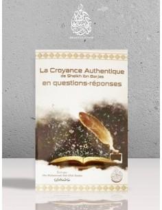 La croyance authentique de Ibn Barjas en questions-réponses - 'AbdALLAH Raslan