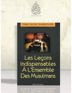 Les leçons indispensables à l'ensemble des musulmans