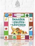 Imagier des fruits et des légumes (arabe - français)