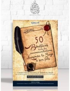 50 bénéfices tirés des recommandations de Louqman le sage à son fils - Cheikh 'Abder-Razzâq al-Badr
