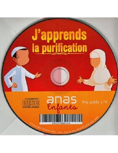 CD J'apprends la purification (pour enfants) - Fille/garçon